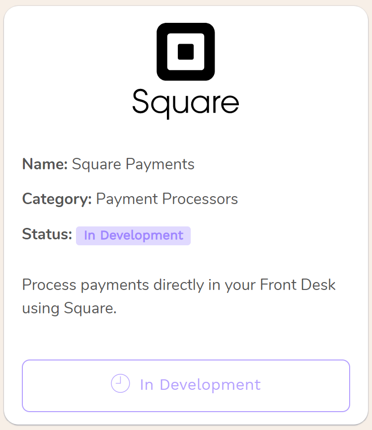 Square Hotel Credit Card Processing - Accept Hotel booking Reservations and Card Payments