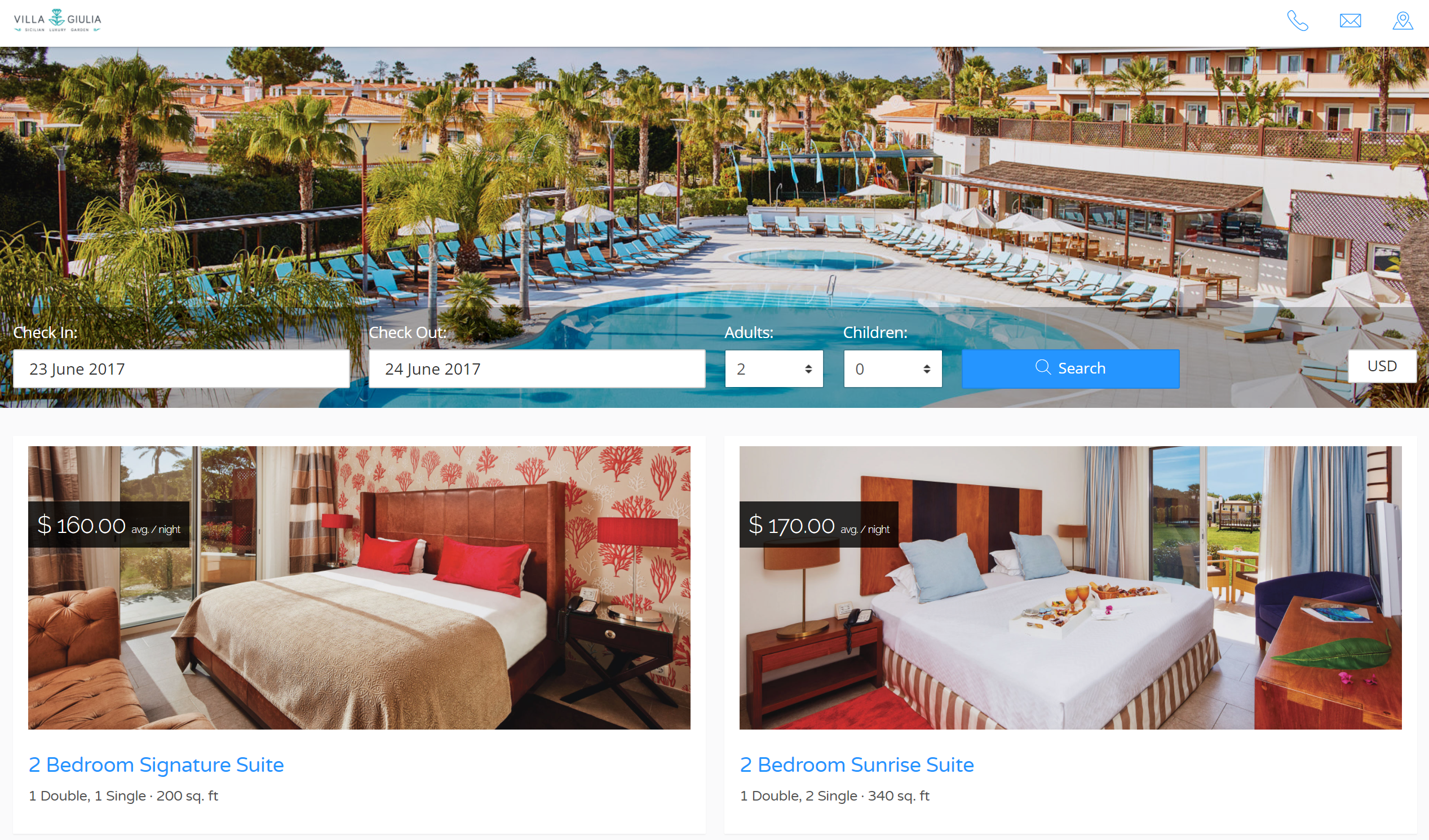 Zero Hotel Booking and Reservations Commissions
